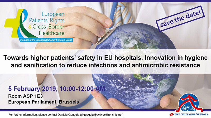 Towards higher patients safety in EU hospitals